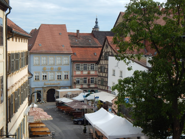 Altstadt in Bamberg
