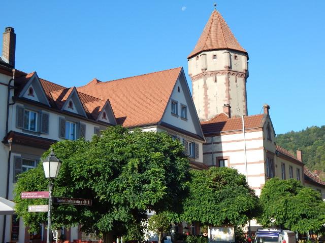 Wertheim Rundgang Spitzer Turm