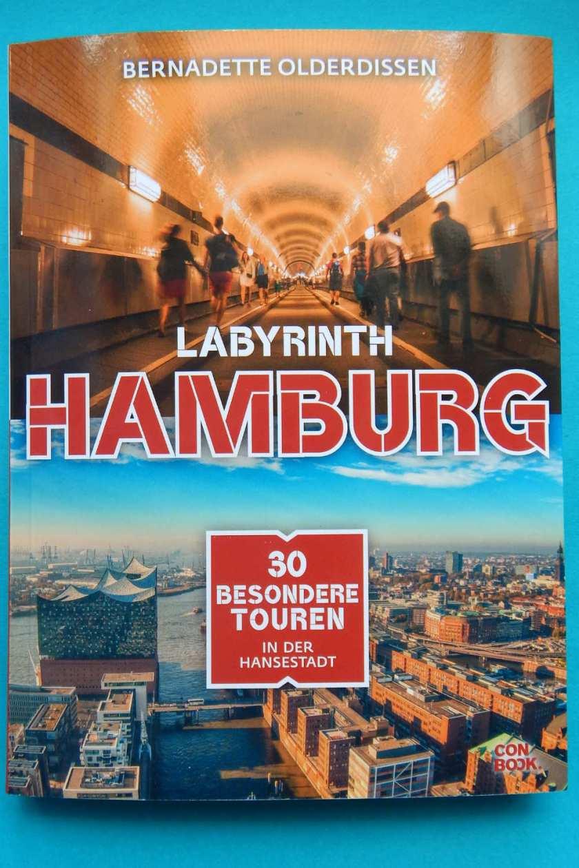 30 Touren durch Hamburg im Buchtipp Labyrinth Hamburg