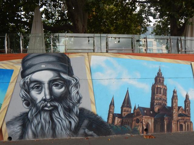 Gutenberg und der Mainzer Dom