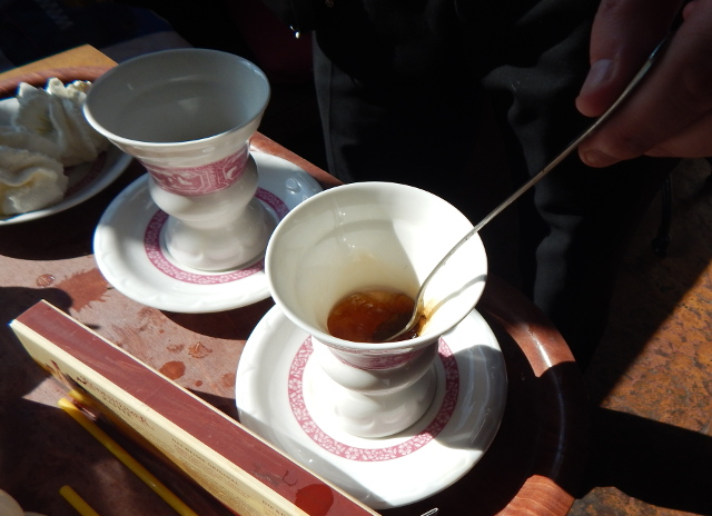 Rüdesheimer Kaffee Zubereitung