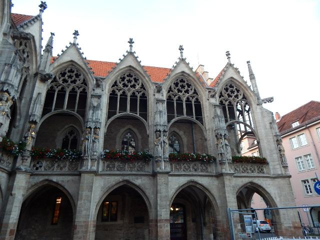 Altstadtrathaus in Braunschweig Sehenswürdigkeiten