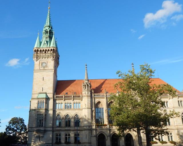 Das Rathaus in Braunschweig Sehenswürdigkeiten