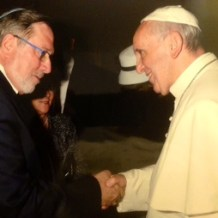 Reflections on Meeting Pope Francis