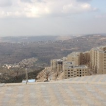 CCAR Delegation in Ramallah: Learning, Listening and Questioning