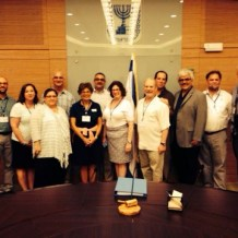 Interactions: CCAR Israel Solidarity Mission
