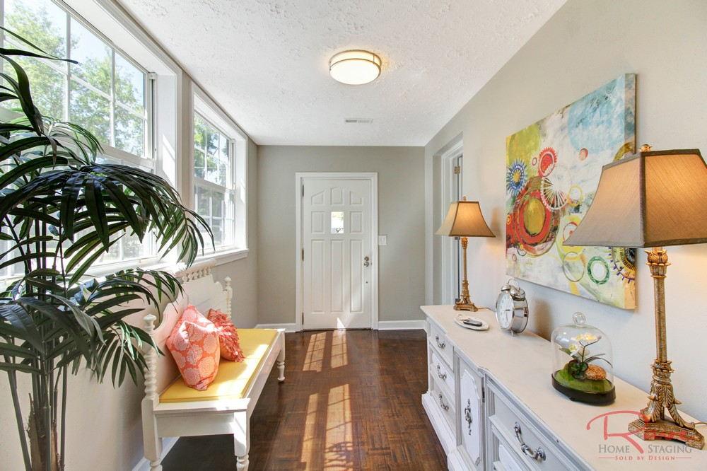 start a home staging career