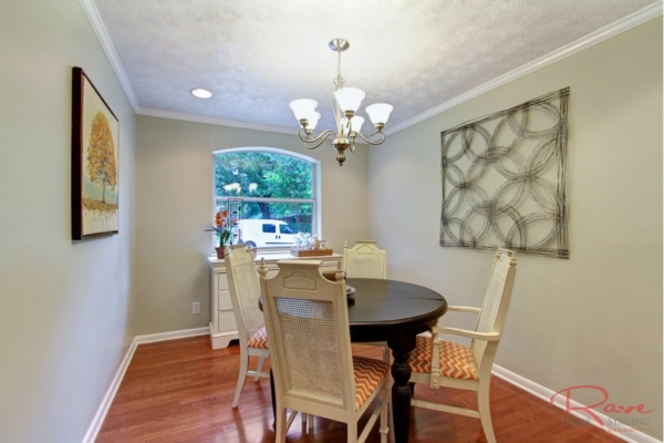 Jacksonville home staging by Rave (11) WEB