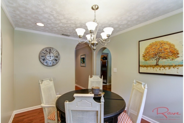 Jacksonville home staging by Rave (13) WEB