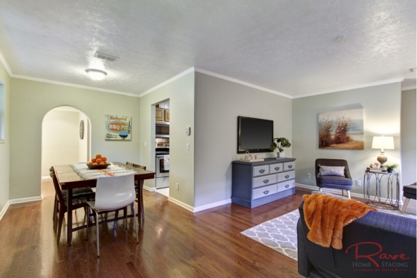 Jacksonville home staging by Rave (2) WEB