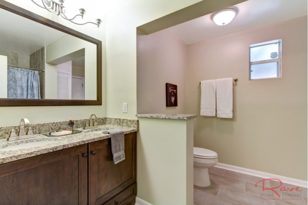 Jacksonville home staging by Rave (28) WEB