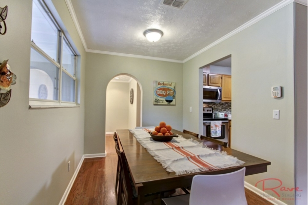 Jacksonville home staging by Rave (3) WEB