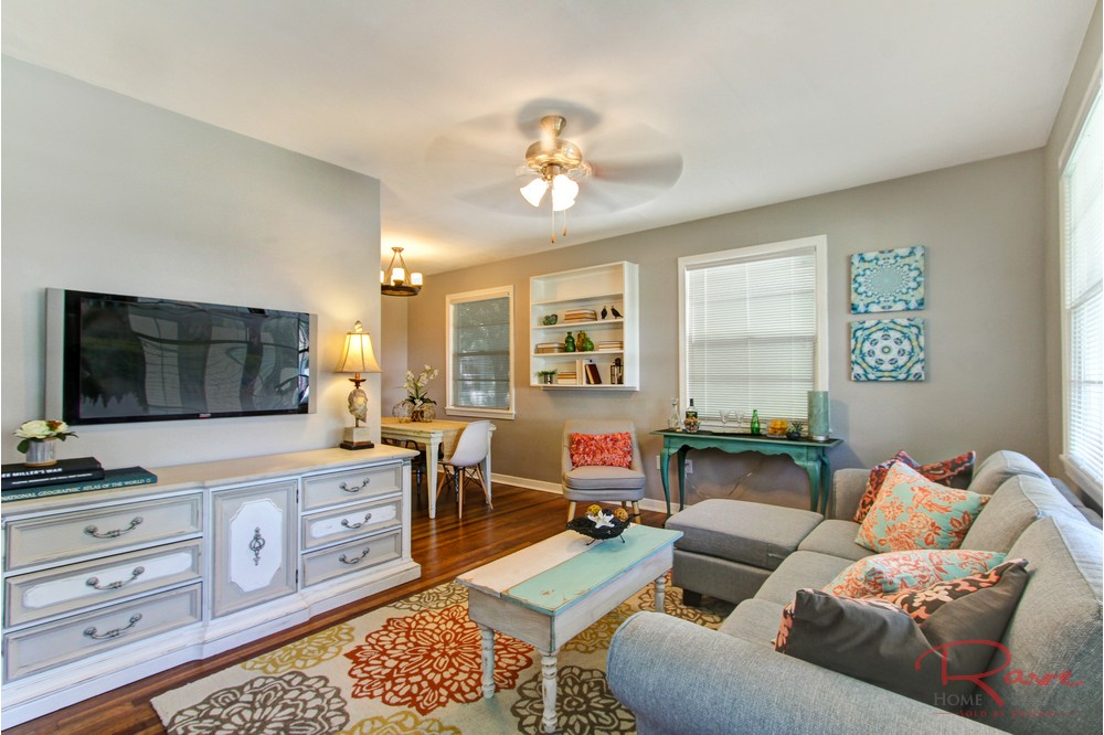 Staging Small Homes