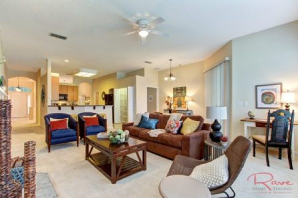 Julington Creek home staging