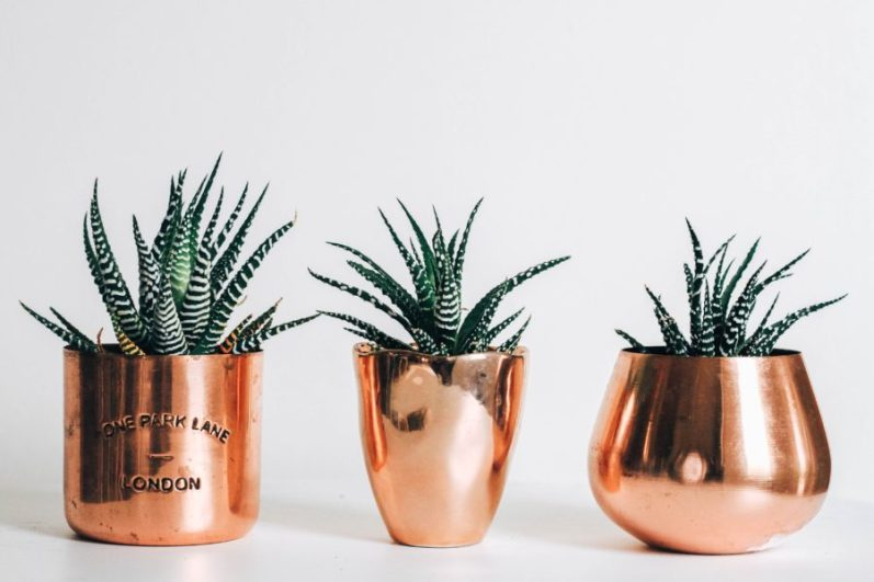 Is rose gold on its way out?