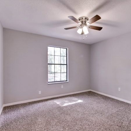 Staging a vacant home creates an emotional connection with the buyer