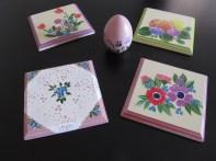 coasters&egg