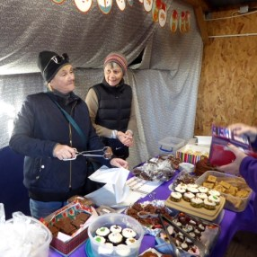 Home baking stall