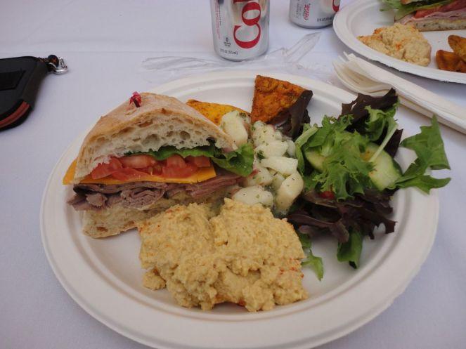 Comiendo en la #WCSF - Viernes - 4235