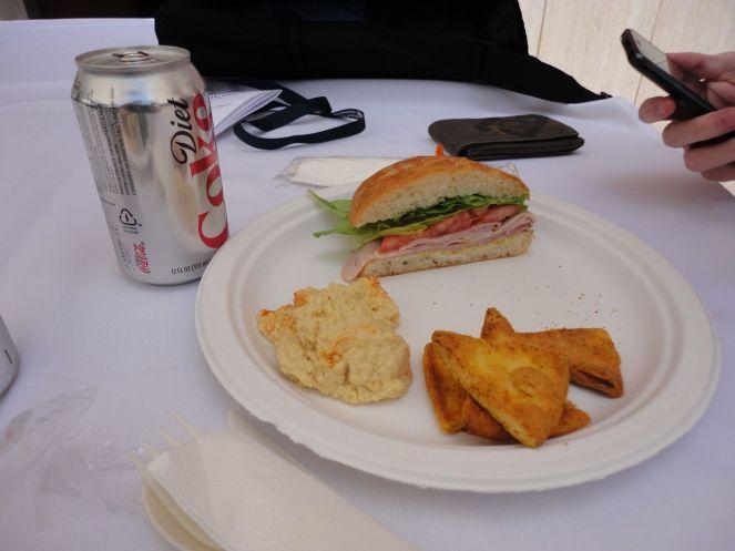 Comiendo en la #WCSF - Viernes - 4236