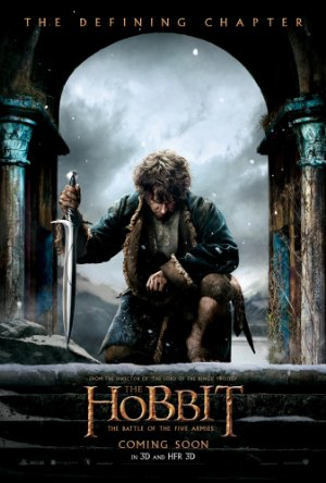 The Hobbit: The Battle of the Five Armies poster