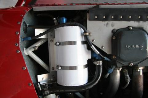 New Oil air sep