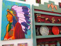 Artist's Coop In Taos