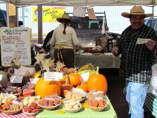Pumpkins & Chiles