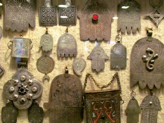 Amulets At The Museum
