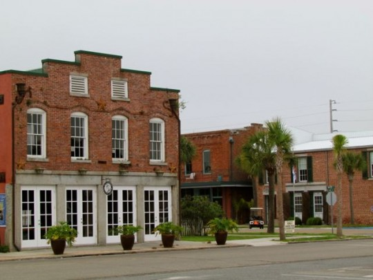 Downtown Apalach