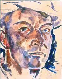 Walter Anderson Self Portrait