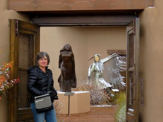 Sculpture Garden, Museum Of Indian Arts & Culture