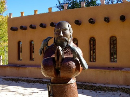 St. Francis At Chimayo