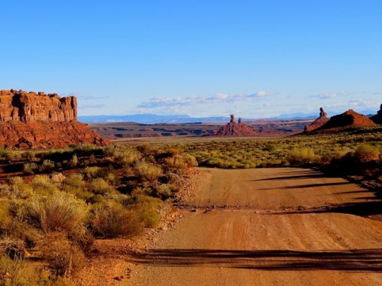 A Miniature Monument Valley