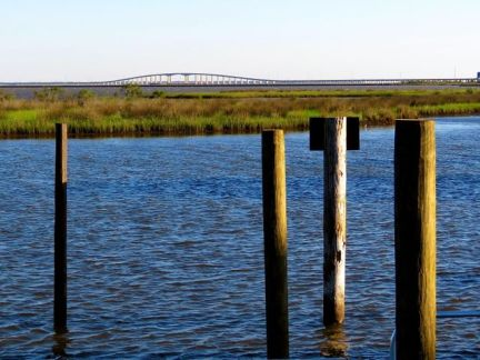 Bridge to Dauphin Island