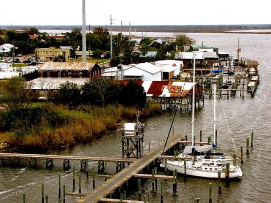 Apalachicola Waterfront