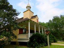Lovely little church in Vermilionville