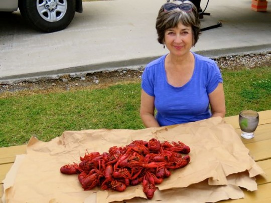 That's A Lot Of Crawfish