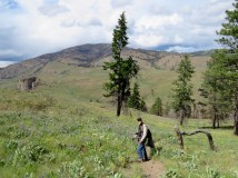 Circling back to the trailhead