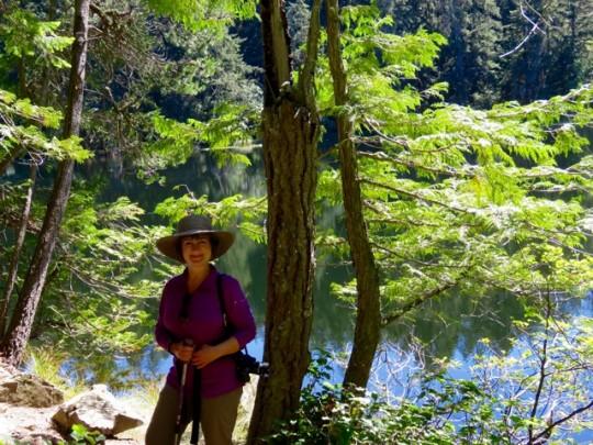 Hiking In Moran State Park