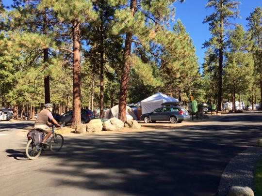 Creekside Campground In Sisters