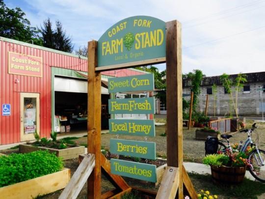 Sweet Little Farmstand Along The Way