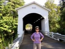 Mosey Creek Bridge, circa 1920