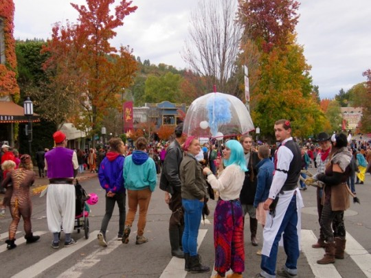 Halloween In Ashland