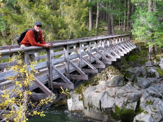A Hike On The Rogue River