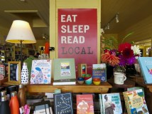 Wonderful bookstore on Orcas