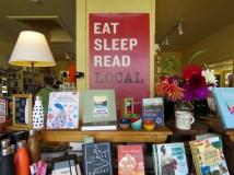 Wonderful bookstore on Orcas