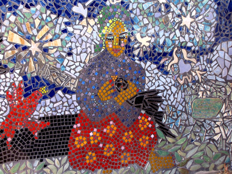 Mosaics in Patagonia, Arizona