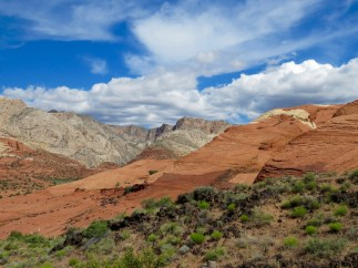 Snow Canyon, St. George, Utah