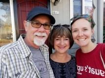In Portland with Amanda